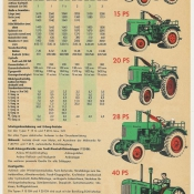14  fendt program ca. 1952 --