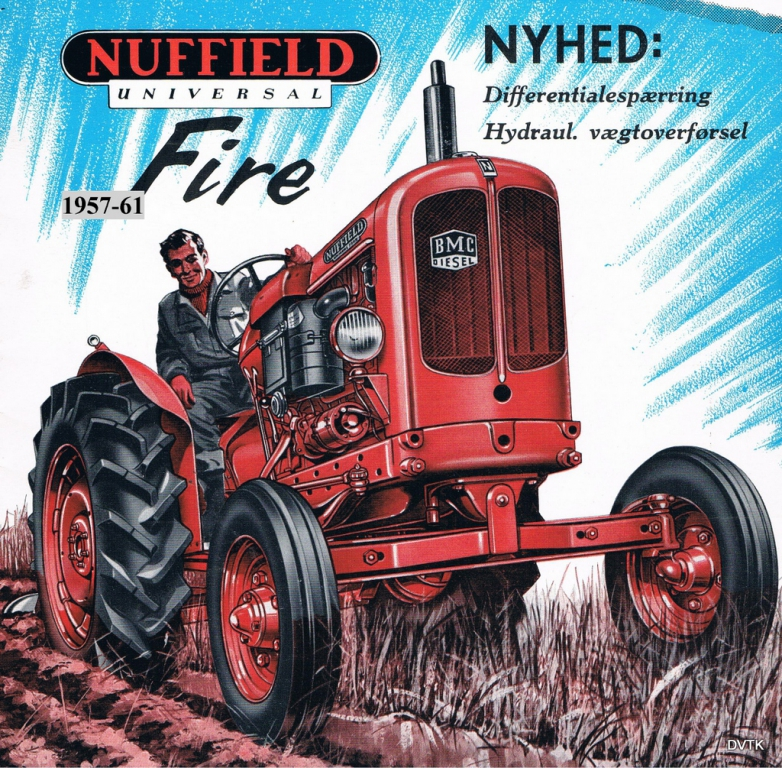 19 nuffield four