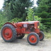 12 nuffield pm4 1953